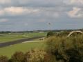Löschflugzeug in Fursty
